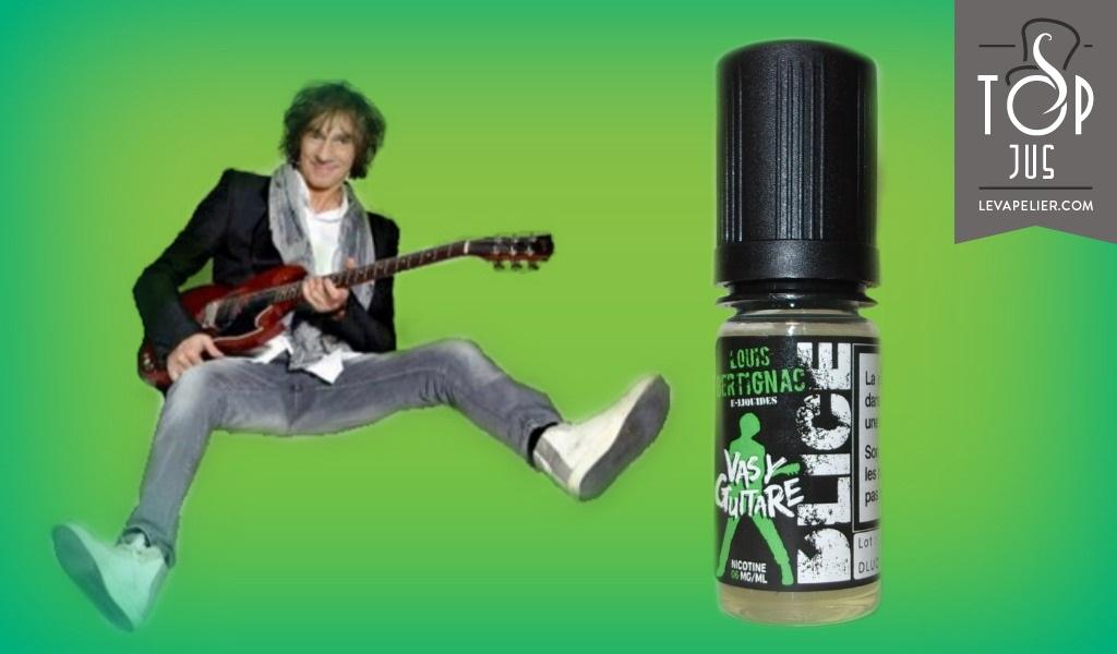 Vas-y Guitare (Gamme Louis Bertignac) par D'lice