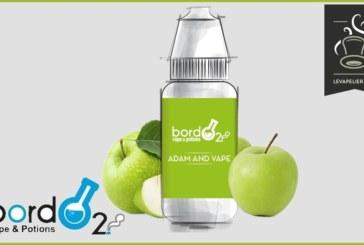 Adam & Vape (Gamme Classique) par BordO2