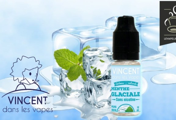 Glacial Mint (Range Incontournables Mint) by Vincent In The Vapes