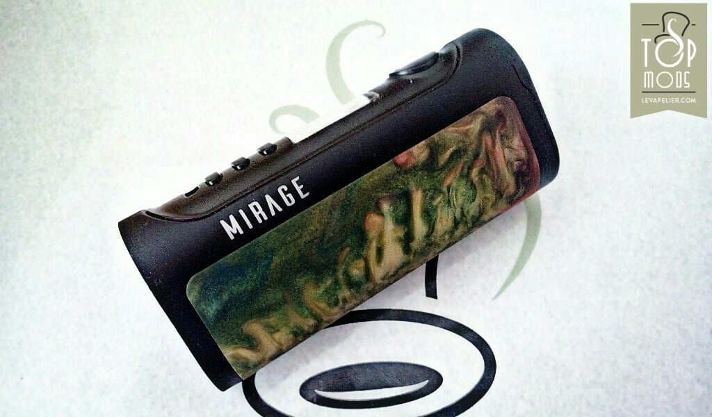 Box Mirage DNA 75C par Lost Vape