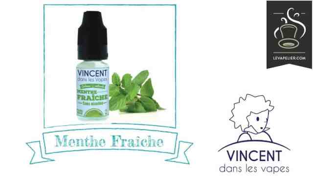 Fresh Mint (Range Les Incontournables Gourmands) by Vincent In The Vapes