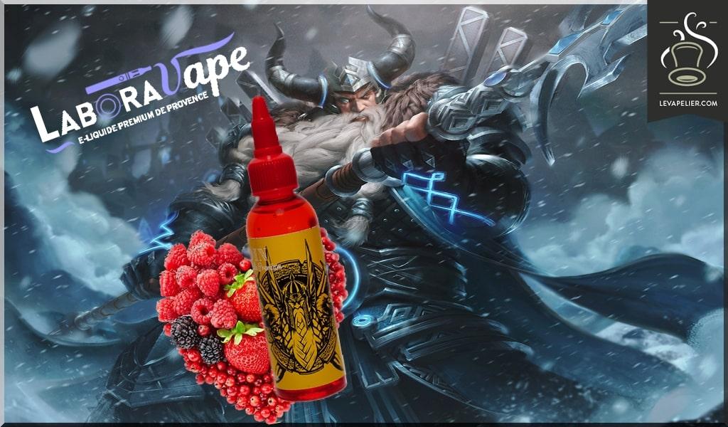 Odin (gamme Legendary Juices) par Laboravape
