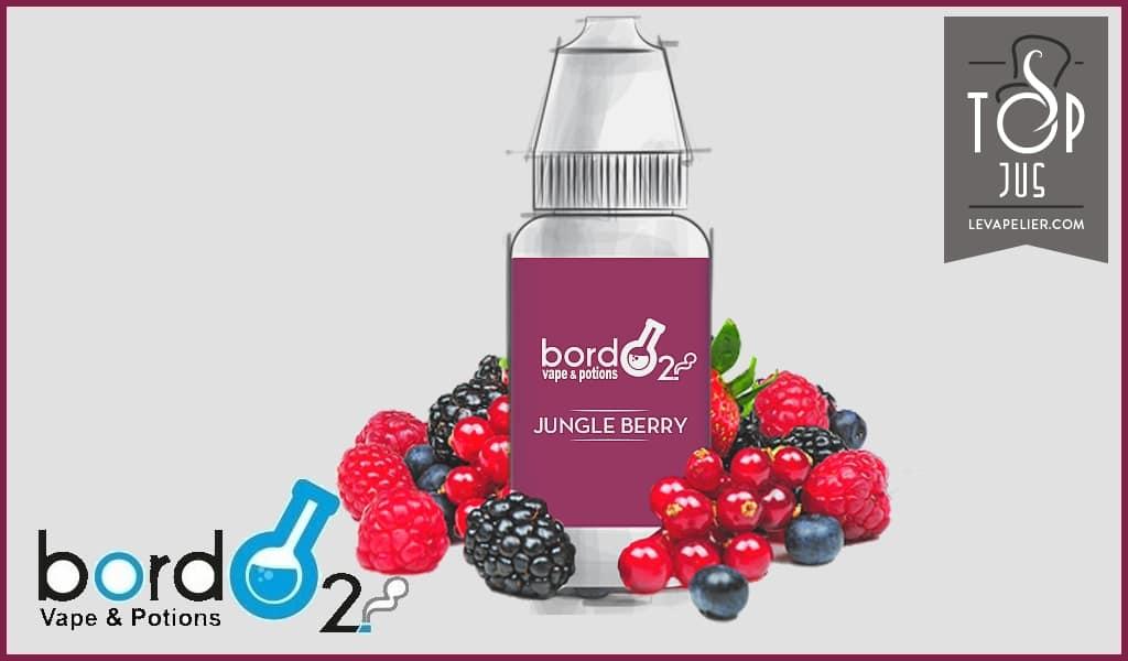 Jungle Berry (Gamme Classique) par BordO2
