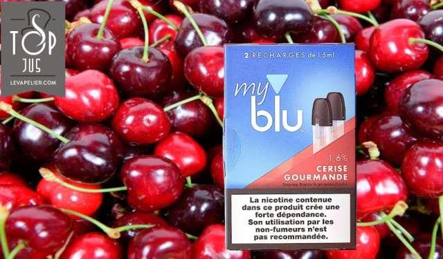 Cerise Gourmande (gamme myblu) par blu