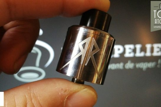 Recoil Rebel RDA par Grimmyoc