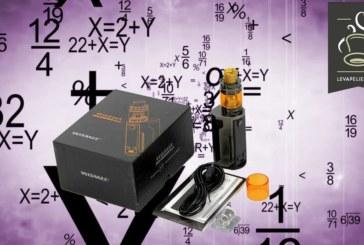 Kit Reuleaux RX Gen3 Dual / Gnome King par Wismec