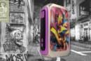 220W Graffiti door VZone