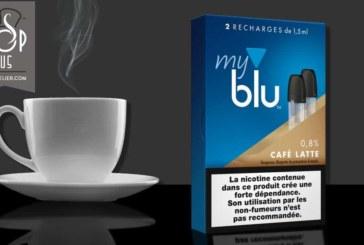 Café Latte (Gamme myblu) par blu