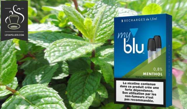 薄荷醇(myblu系列)by blu