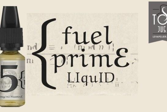 Prime 5 (Prime Range) op brandstof