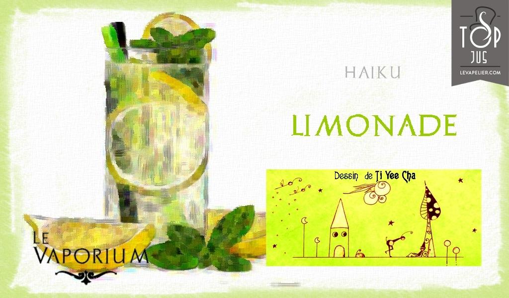 Limonade (Gamme Haiku) par Le Vaporium