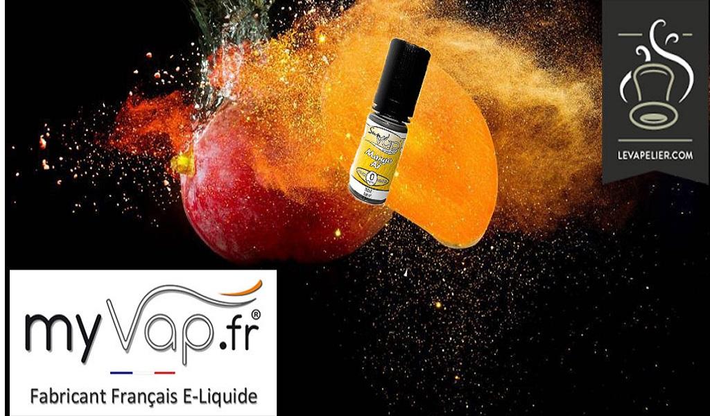 Mango A7 (gamme SunVap) par MyVap