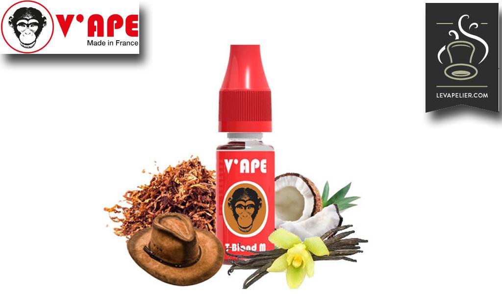 T-Blond M (Gamme V'APE RED) par V'APE