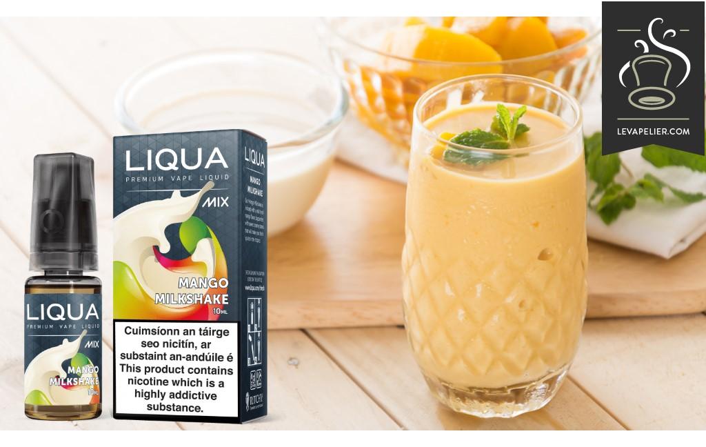 Mango Milkshake (Gamme Mix) par Liqua