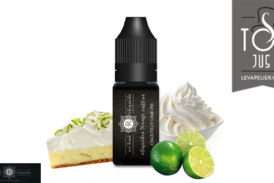 Chantilly Lime Pie by Refind Eliquids