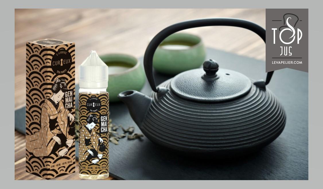 Gen Mai Cha (Tea Edition) par Curieux