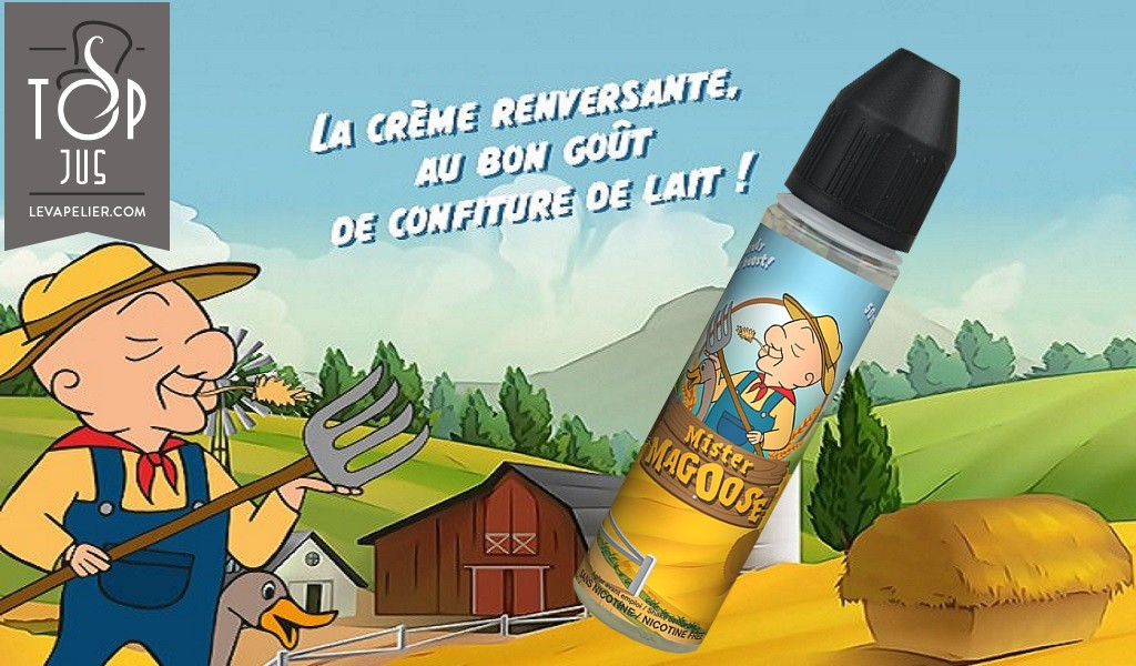 Mister Magoose van C-liquid France
