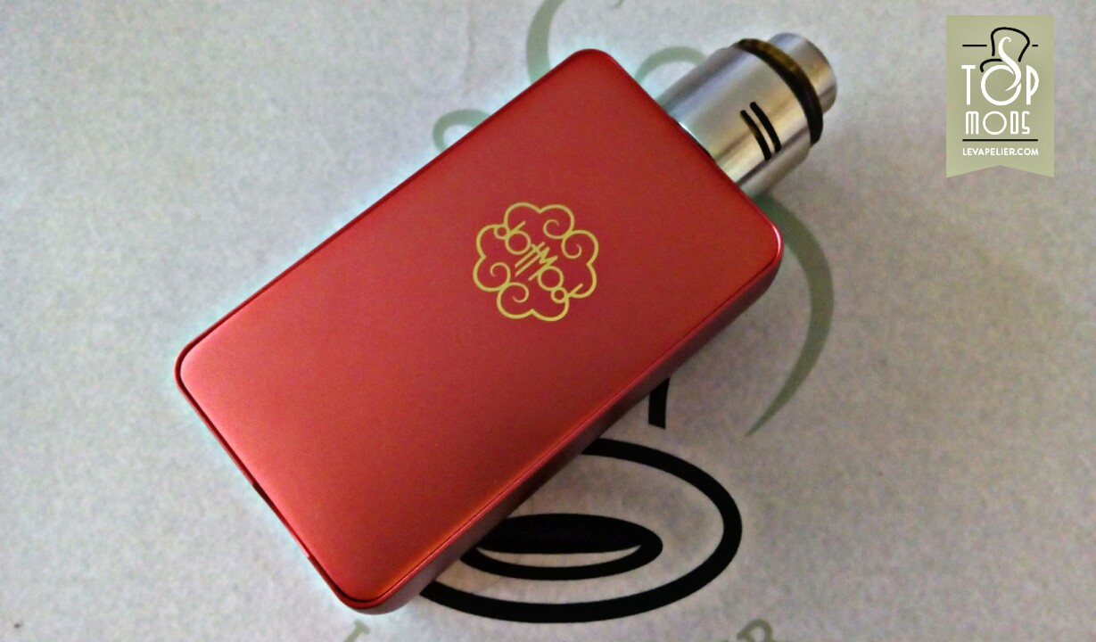 Tests and Reviews: DotBox Dual Mech by Dotmod ~ The Vapelier