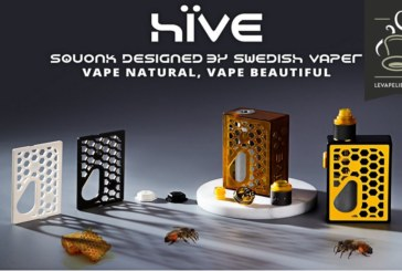 kit Hive Squonk Dinky par Swedish Vaper