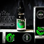 Castle (All Green Range) di Green Liquides