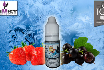 Frozen Ladybug (Range Vaping Animals) door OhMist