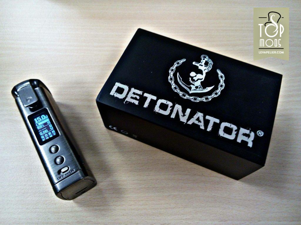Box Detonator par Squid industries