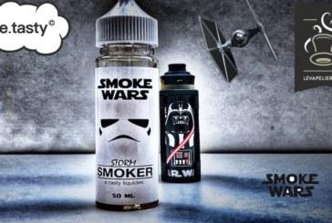 Storm Smoker (Gamme Smoke Wars) par E.Tasty