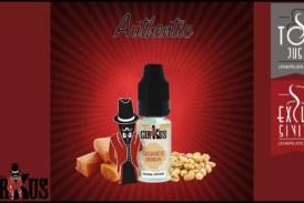 Cacahuète Crunchy (Gamme Cirkus Authentic Gourmands) par Cirkus