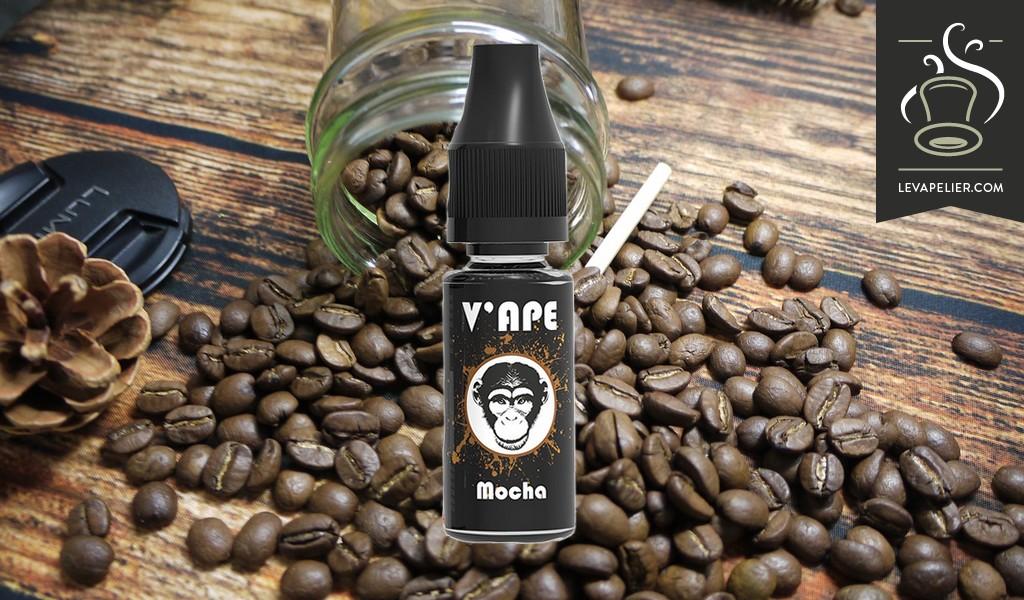 Mocha (Black Range) van V'ape