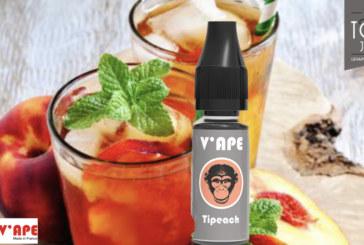 Tipeach (Gamme Grey) par V'ape