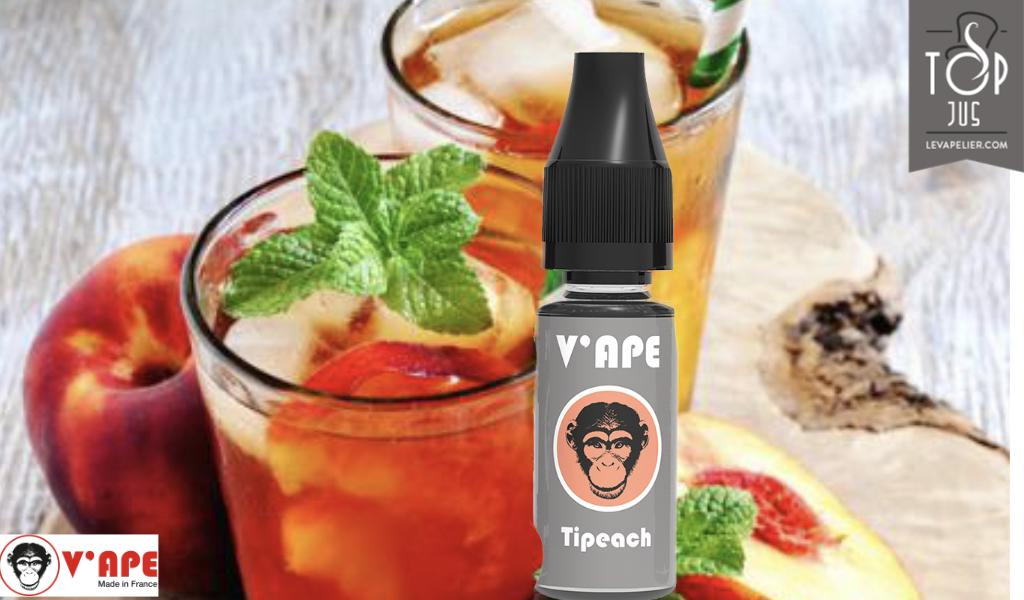 Tipeach (Gray Range) van V'ape