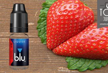 Mint Strawberry door blu