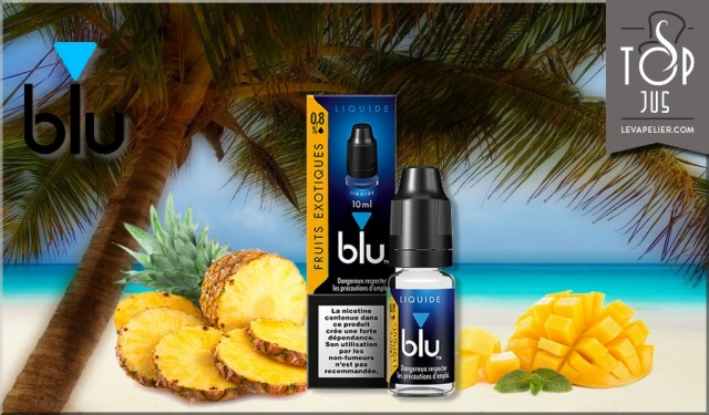 Exotic fruits by blu