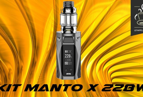 Kit Manto X 228W par Rincoe