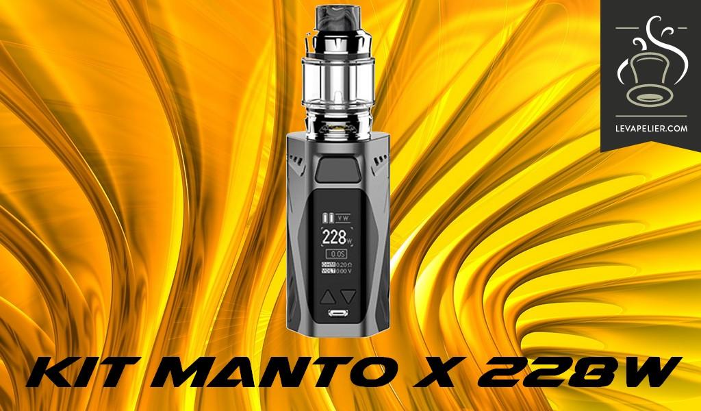 Kit Manto X 228W par Rincoe
