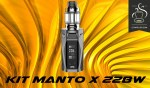 Manto X 228W Kit by Rincoe