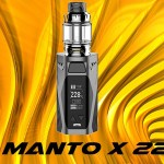 Manto X 228W Kit van Rincoe