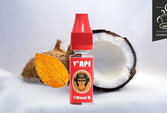 T-Blond M (Gamme Red) par V'ape