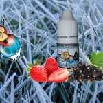 Frozen Ladybug (Gamme Vaping Animals) par Ohmist