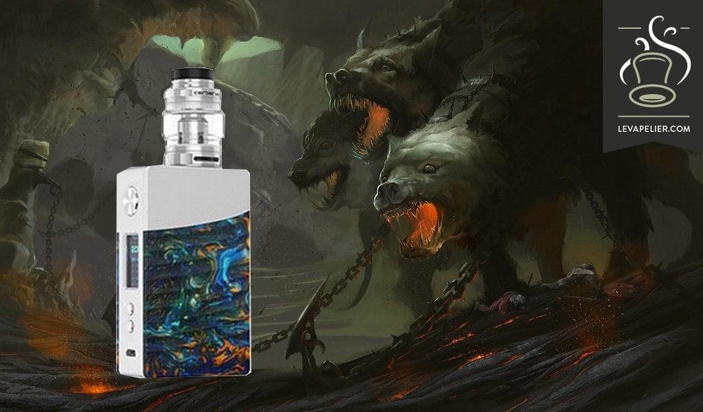 Kit Nova and Cerberus by GeekVape