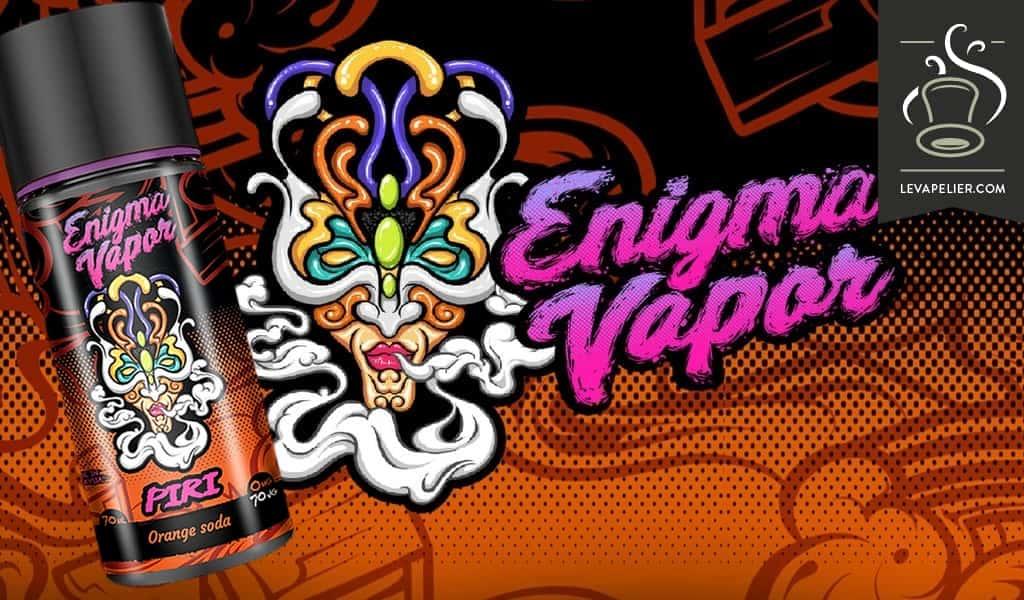 Piri by Enigma Vapor - My's Vaping
