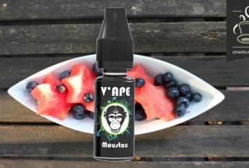 Moustac (Gamme Black) par V'ape