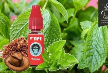V'ape的T-Jane(红色系列)