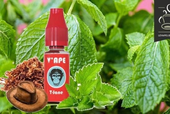 T-Jane (Rango Rojo) por V'ape