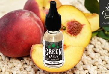 Peach Tea (Classic Range) by Green Liquides