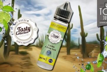Cactus / Lime (Gamma saporita) di Liquidarom