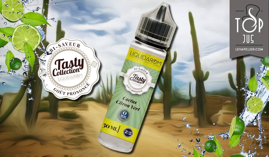 Liquidarom的Cactus / Lime(美味系列)