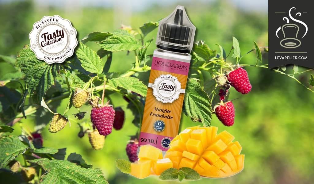Raspberry Mango (Tasty Range) van Liquidarom