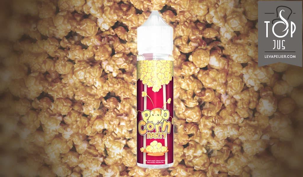 Pop Corn Party par C Liquide France