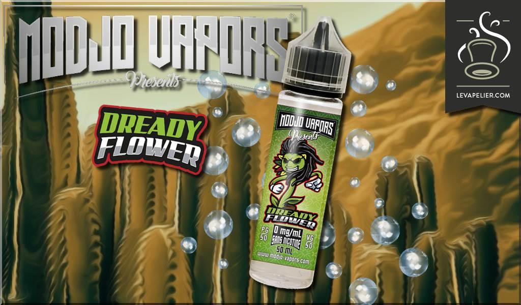 Dready Flower (Modjo Vapors Series) van Liquidarom